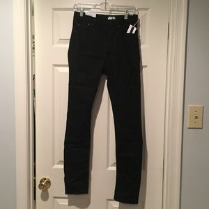 New H&M Black Skinny Jeans